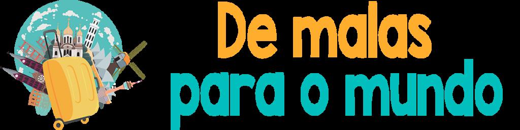 Logo De Malas para o Mundo