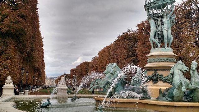 O que fazer em Paris - Jardim de Luxemburgo 2