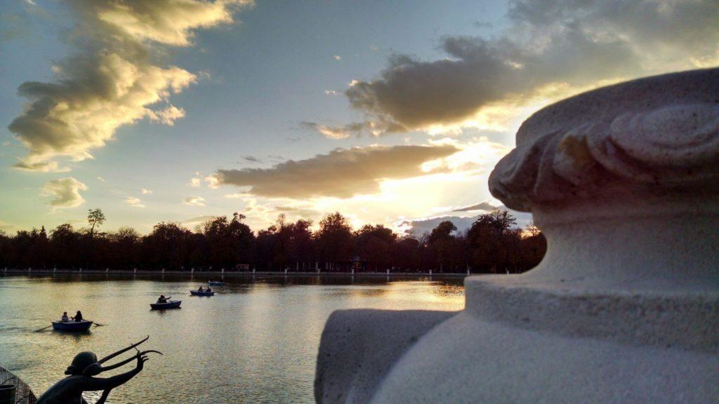 O que fazer em Madrid - Madrid Parque del retiro