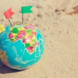 Viajar barato pelo mundo