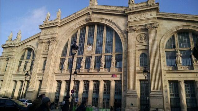 Como viajar Barato - Gare du Nord Paris