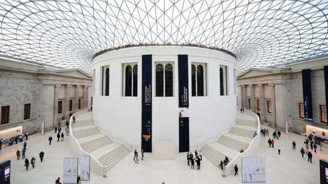 O que fazer em Londres - Museu Britânico