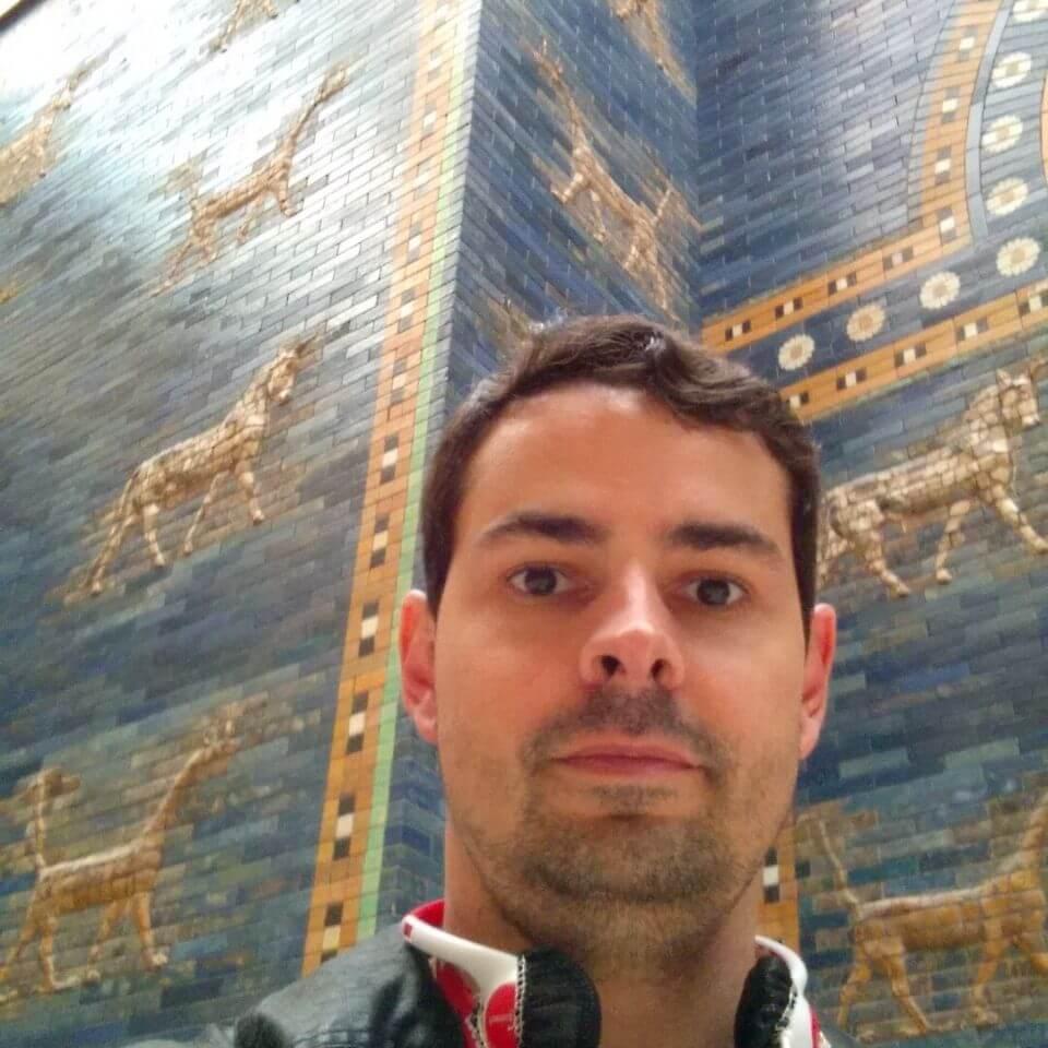 Porta de Ishtar Pergamon