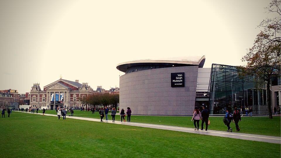 Amsterdam Museu Van Gogh