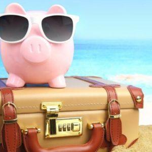 Juntar dinheiro viajar