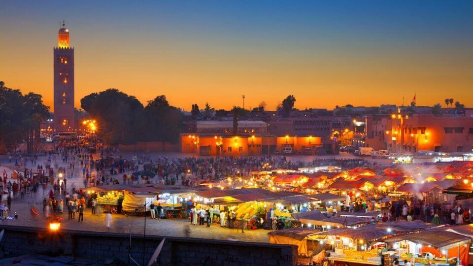 Lugar barato Marrocos
