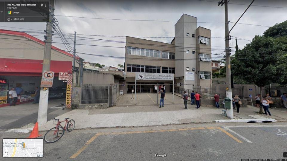 CASV São Paulo Google