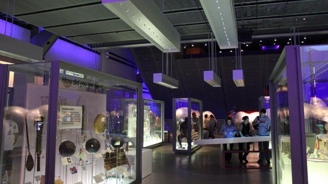 Londres Museus de Ciências