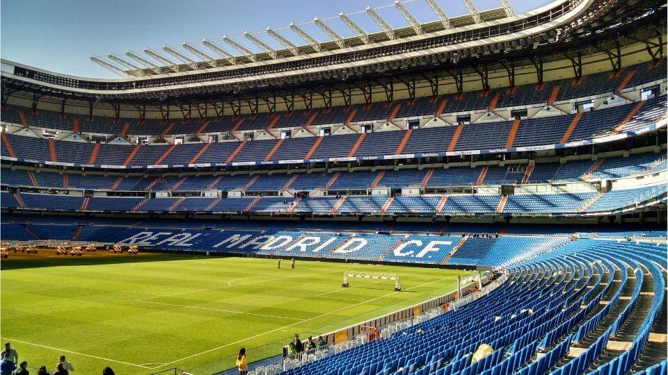 Madrid Santiago Bernabéu