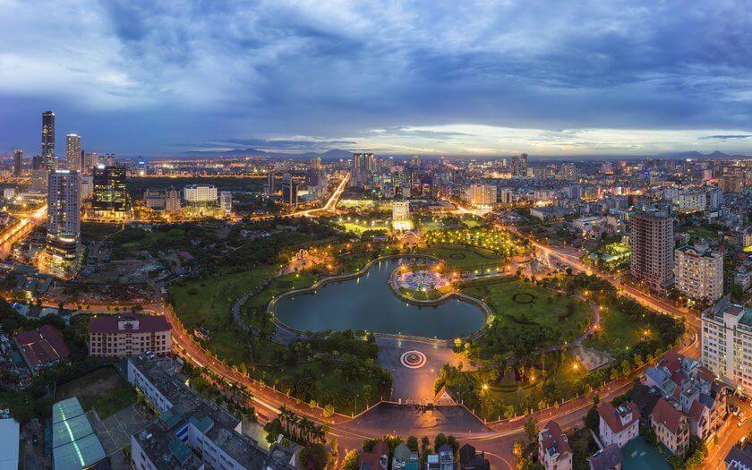 Lugares baratos para viajar Vietnã