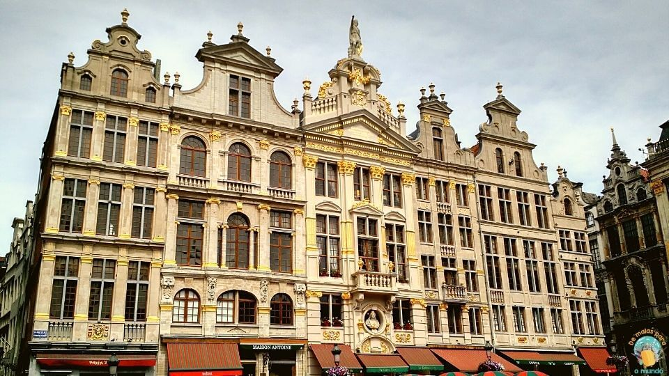 o que fazer em Bruxelas - Grand Place 2