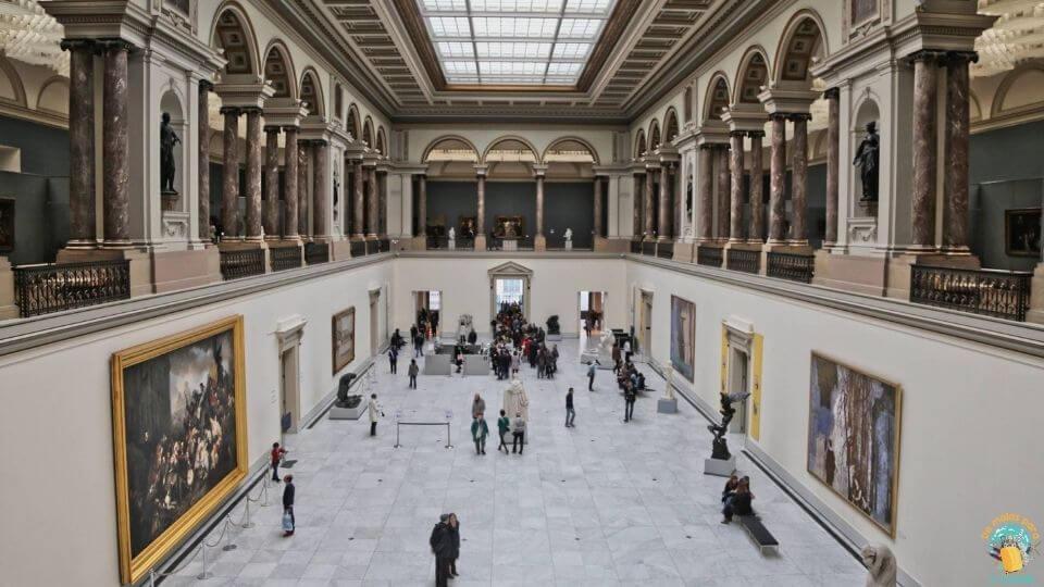 Bruxelas - Musee Royaux Des Beaux Arts