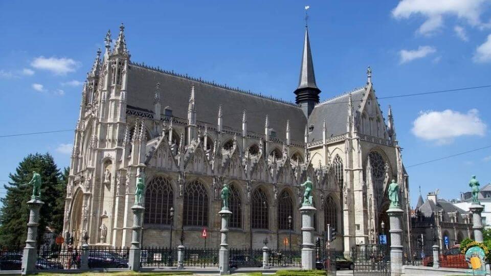 Bruxelas - Notre Dame du Sablon