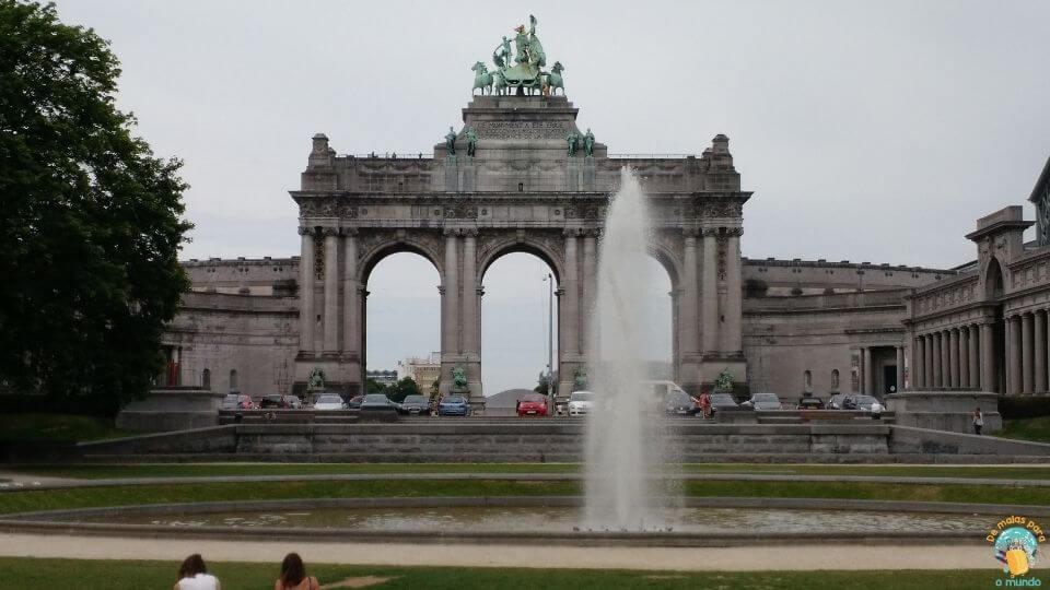 Bruxelas - Parc Du Cinquantenaire