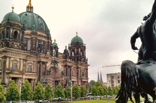 O que fazer em Berlim - Catedral de Berlim