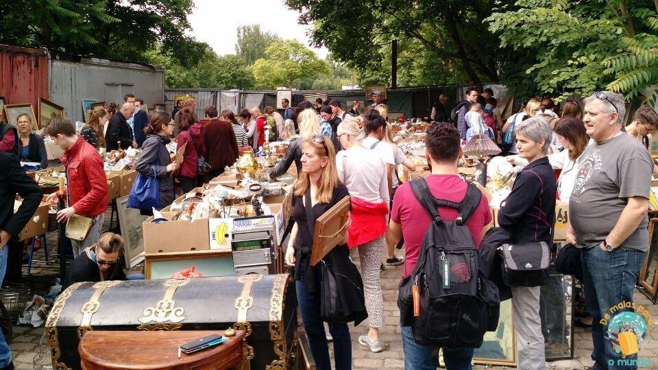 O que fazer em Berlim - Mauerpark