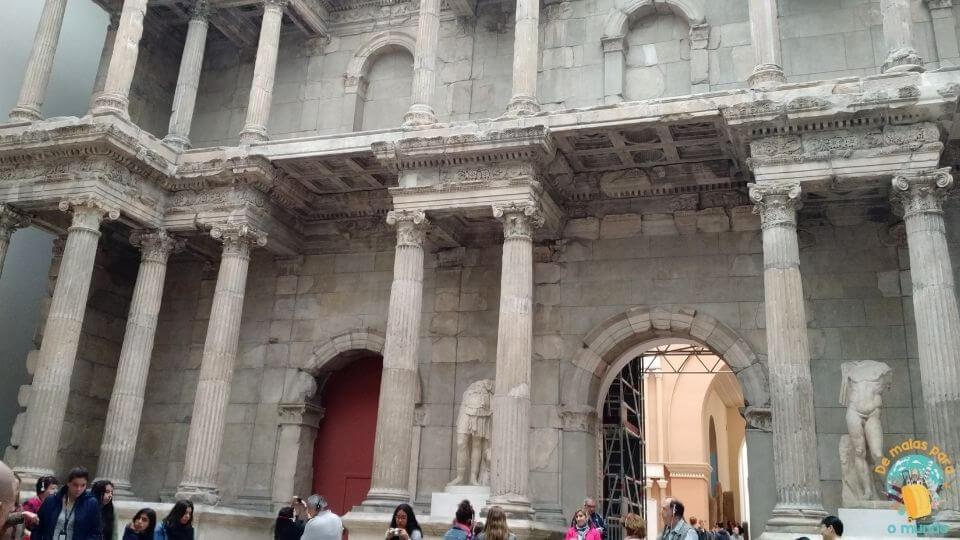 O que fazer em Berlim - Museu Pergamon