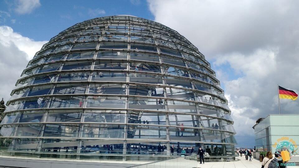 O que fazer em Berlim - Reichstag (parlamento Alemão)