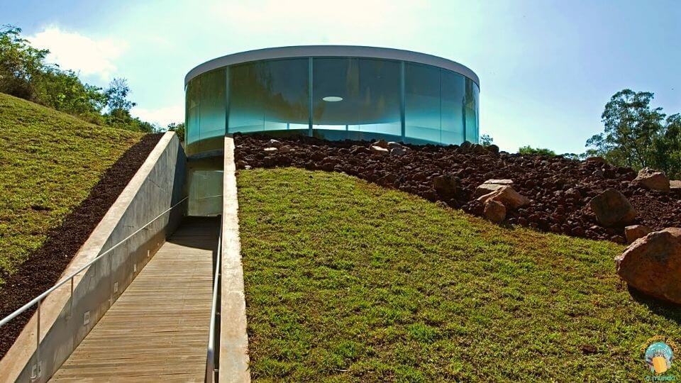Instituto Inhotim Sonic Pavilion
