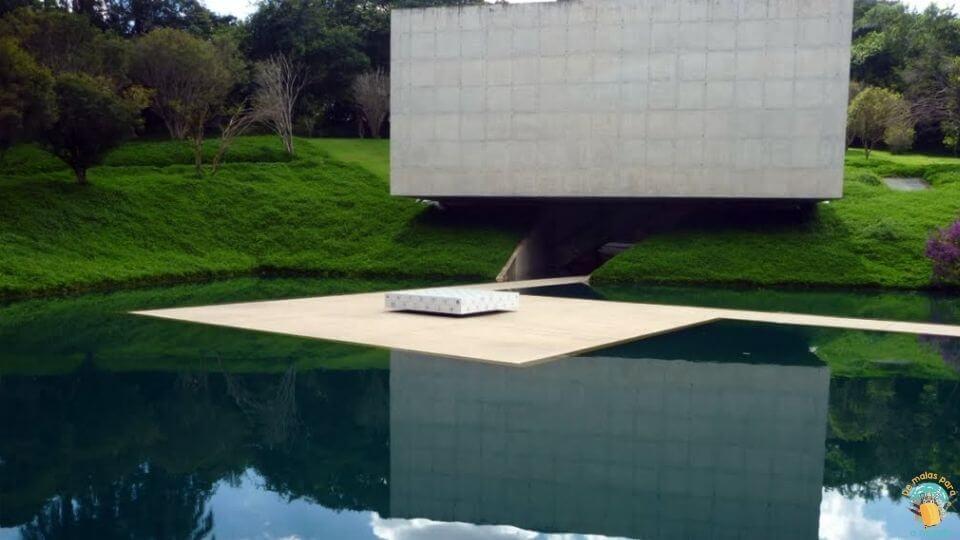 Instituto Inhotim Galeria