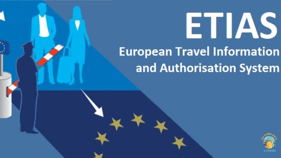 Visto para Europa ETIAS 4