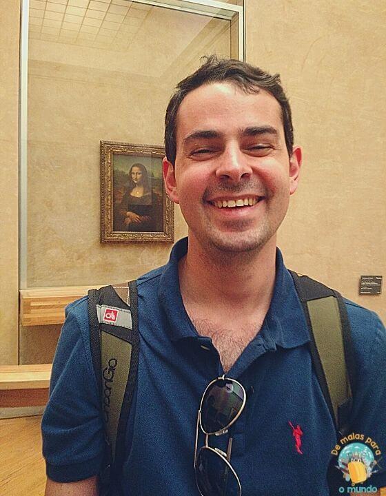 O que fazer no Louvre Monalisa
