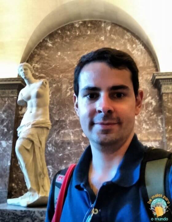 O que fazer no Louvre Venus de Milo
