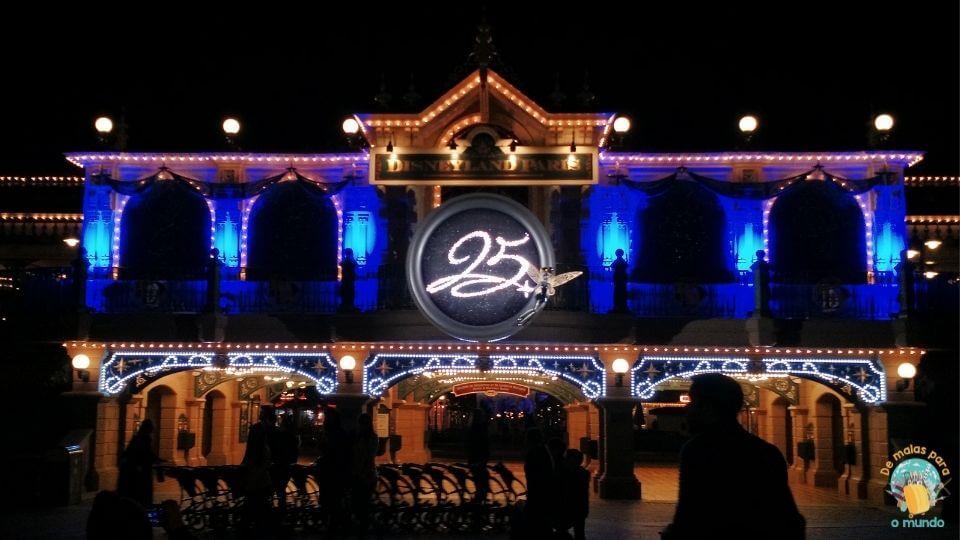 Disney Paris 25 anos