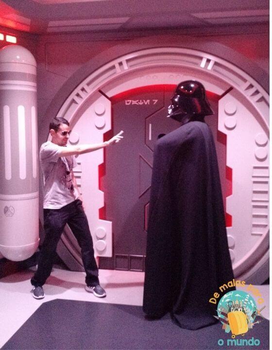 Disney Paris Star Wars 2