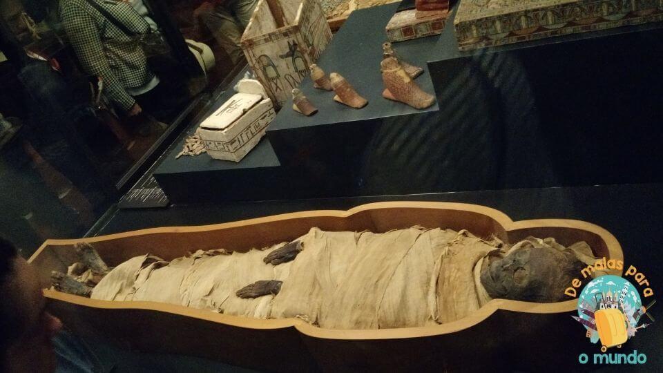 Museu do Vaticano e Capela Sistina Museu Gregoriano Egípcio